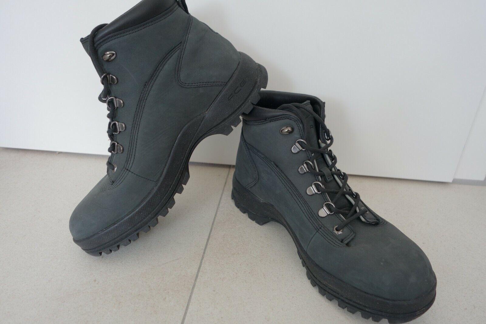 Nike Karst Stiefel grau US 9   EU 42,5 gebraucht, gut erhalten