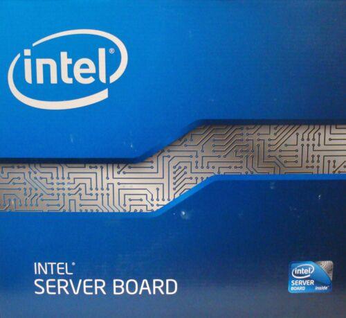LGA1156 Intel S3420GPV Server Board ATX New Retail Box DDR3 ECC