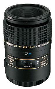 Tamron-AF-90mm-f-2-8-Di-SP-Macro-Lens-for-Canon-Mount-272E-OPEN-BOX-DEMO