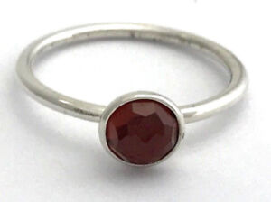 1f8a0ea9f Image is loading Authentic-Pandora-January-Droplet-Garnet-Ring-191012GR-56-