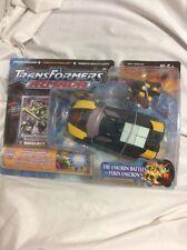 Transformers ARMADA WHEELJACK & WIND SHEER Mini-Con MIB