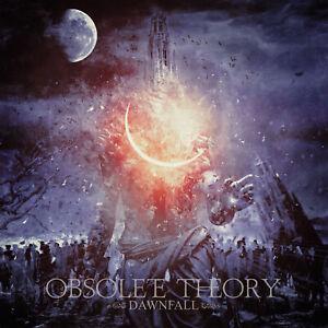 "OBSOLETE THEORY ""Dawnfall"" digiCD - Post Black Metal"