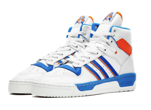 New York Knicks Blue Orange Men SZ 4.5