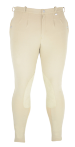 HyPERFORMANCE Welton Mens Horse Riding Breeches - Beige