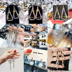 Fashion-Statement-Metal-Geometric-For-Women-Boho-Dangle-Earrings-Modern-Jewelry