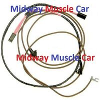 Tachometer Wiring Harness 68-72 Chevy Pick Up Truck Blazer Suburban Jimmy