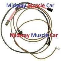 Tachometer Wiring Harness 68-72 Chevy Pick Up Truck Blazer Suburban Jimmy
