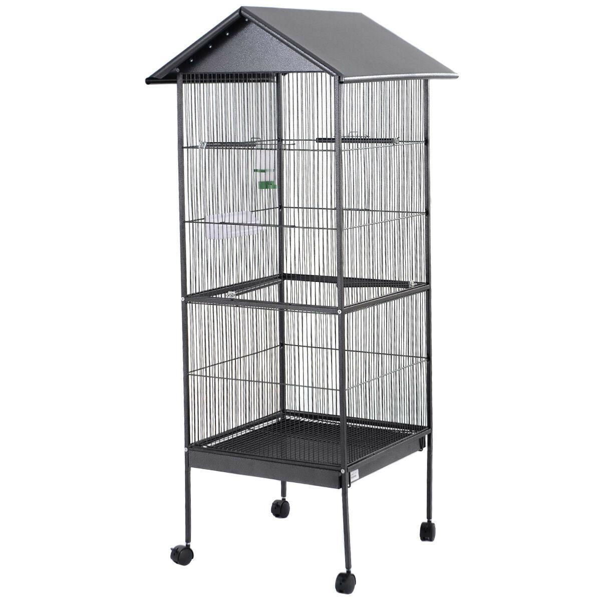 61 Large Bird Cage Play Top Pet Supply