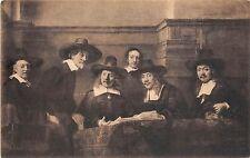 B74974 rembrant van rijn the syndics paintings peintures art