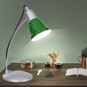 moderne Büro Flur Lese Lampe Schreib Nacht Tisch Leuchte Wohn Schlaf Zimmer Glas