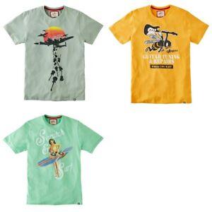 Men-039-s-Joe-Browns-Short-Sleeve-T-Shirt-Sizes-S-XXL-RRP-21-00