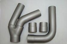 99-00 Ford F250 F350 Performance Y Pipe 6.8L 5.4L V10 V8 Increase Gas Mileage