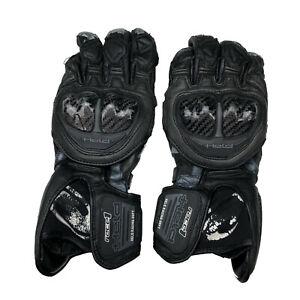 Held-Motorradhandschuhe-Gr-S-Leder-und-Textil-Motorcycle-Gloves-Sport-Touring