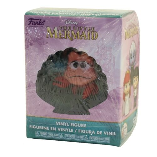 Funko Mini Vinyl Figure New Loose Disney/'s The Little Mermaid SEBASTIAN