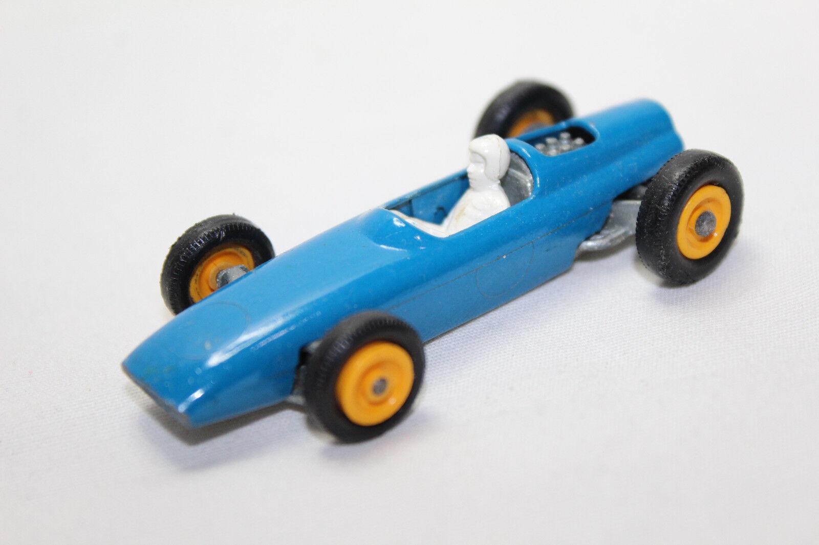 barato Matchbox Lesney 1 64 escala escala escala Brm Racing Coche  52 (azul)  ahorra 50% -75% de descuento