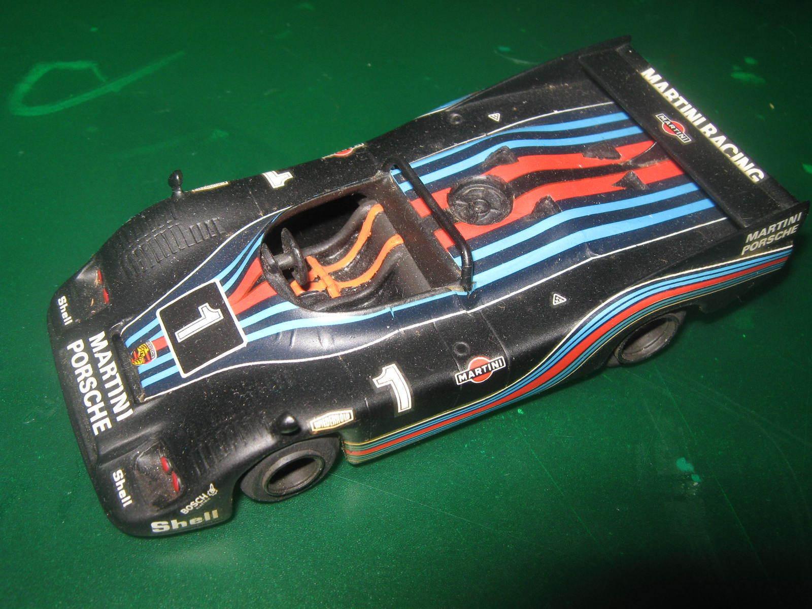 1 43 Porsche 936 Turbo 1976 F.D.S. Nr. 48 ready ready ready built in showcase 904266