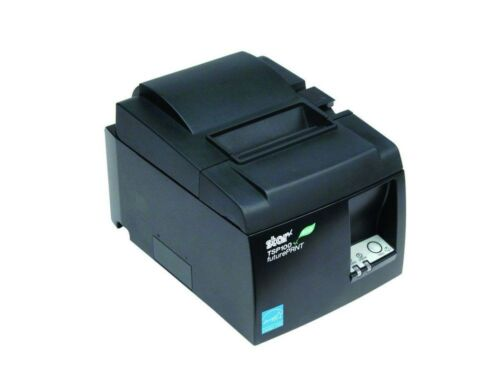 Star Micronics TSP143IIILAN POS Receipt Printer,Ethernet,Cutter,Black 39464910