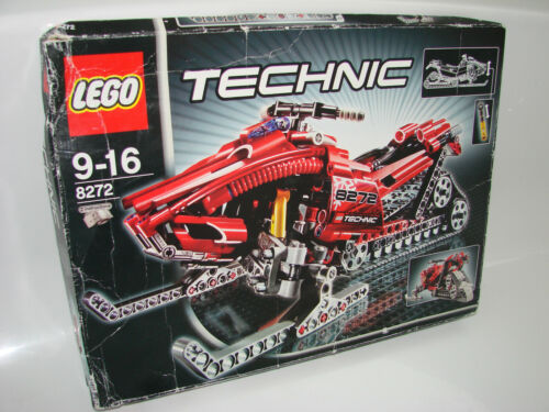 1 von 1 - LEGO® Technic 8272 Schneemobil NEU Ovp_Snowmobile NEW MISB NRFB