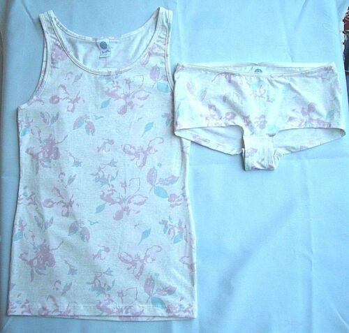Sanetta Girls Garnitur  natur  Blumendruck  Gr 164 UVP 22,90 €
