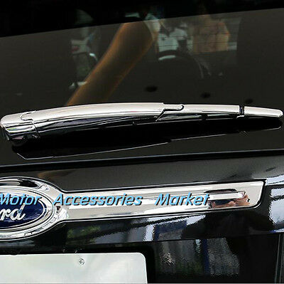 New Chrome Rear Wiper Cover Trim for Cadillac SRX 2010 2011 2012 2013 2014 2015