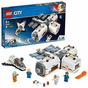 LEGO-City-60227-Mond-Raumstation-Weltraumhafen-ISS-Shuttle-Mars-Space-Stadion