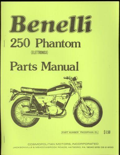 collectivedata.com BENELLI COMOPOLITAN MOTORS PHANTOM 250cc ...
