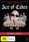 Ace Of Cakes : Season 3 (DVD, 2013, 2-Disc Set)
