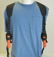Two Gun Shoulder Holster For Glock 19, 23, 32,38