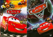 2 DVD-SET Disney Cars (2006) & Cars 2 (2011) Widescreen -Single Disc