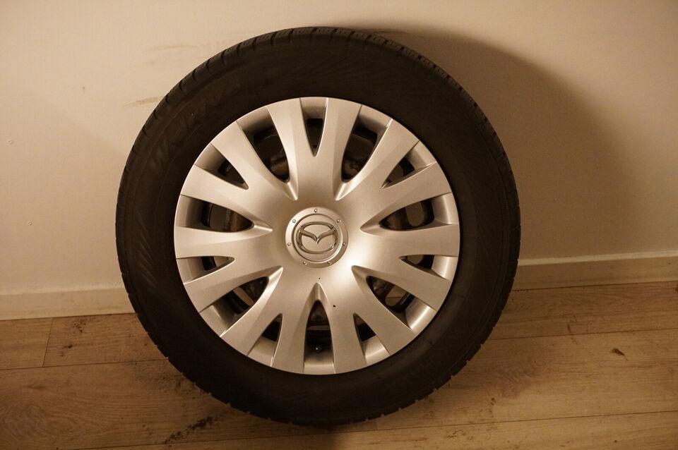 Mazda 6 16'' Stålfælge med vinterdæk. Varenr. 1...