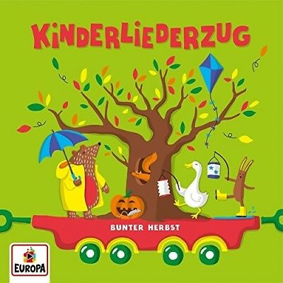 FELIX & DIE KITA KIDS LENA KINDERLIEDERZUG BUNTER HERBST
