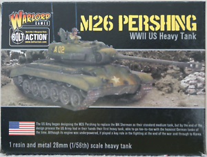 Warlord Games WGB-AI-127 28mm M26 Pershing