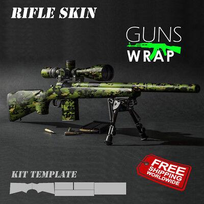 3Pcs Gun Sling Mounting Kit Rifle Shotgun Sling Swivel Screws Set S2530 LA Tw
