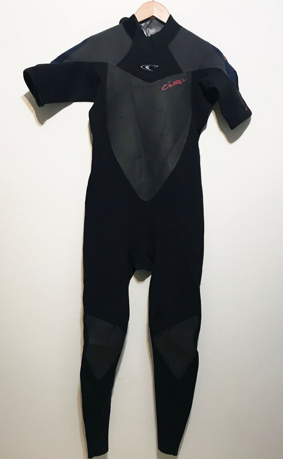 O'Neill Mens Full Wetsuit Size Large L Gooru 2 2 Short Sleeve