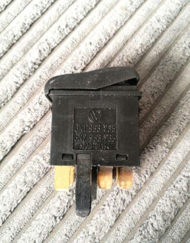 VW POLO 6N switch pericolo 6N1//6N2953235 LUNOTTO TERMICO Schermo 6N2959621 Choice x1