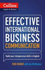 Effective International Business Communication: B2-C1 by Bob Dignen, NEW