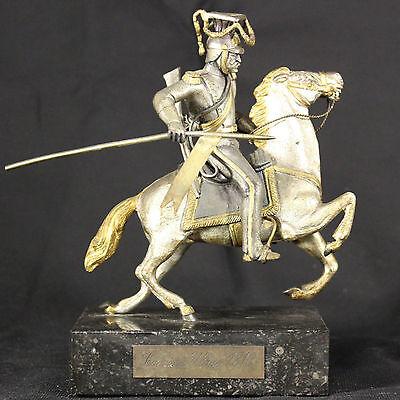 Soldatino a Cavallo Lanciere Ulano 1810 h. cm. 19 | eBay