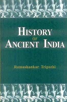 1 of 1 - History of Ancient India by Rama Shankar Tripathi