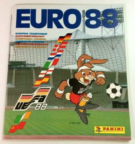 EURO /'88 Panini 1988 Figurina-Sticker n GIANNINI 92 ITALIA -New