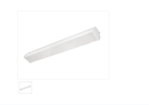 Philips Day-Brite SJ132-UNV-1//1-EBL Light Fixture