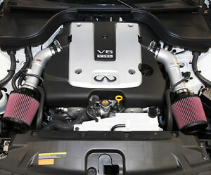 S L on Nissan 370z Nismo Cold Air Intake