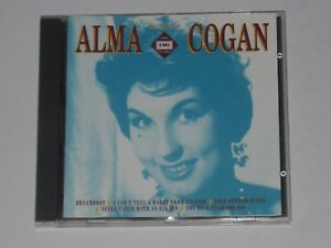 ALMA-COGAN-The-Best-Of-The-EMI-Years-CD-1991-50-s-60-s-Pop