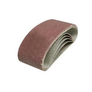Silverline-nastri-abrasivi-60-x-400mm-5pk-40-Grana-Fai-da-te-Strumento-di-Potere-Accessori