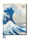 Great Wave (Blank Sketch Book) by Flame Tree Publishing (Hardback, 2015)