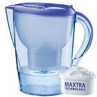 Brita Marella XL 3.5L Water Filter Jug - Lavendar + 1 Maxtra Filter Cartridge