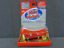 HO Classic Metal Works #30110R  1957 Chrysler 300C (Bright Red)