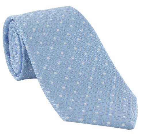 Michelsons of London Summer Spot Polyester Tie