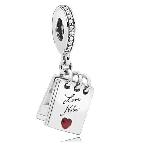 European Silver Charms Dumbo clover Beads CZ Pendant Fit 925 Sterling Bracelets