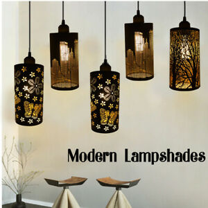Modern-ceiling-light-shade-pendant-vintage-lampshade-chandelier-beautiful-Lights