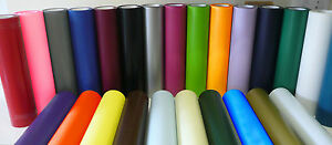 1m ROLL OF POLY FLEX T-SHIRT VINYL HEAT PRESS VINYL TRANSFER CUTTER PLOTTER*